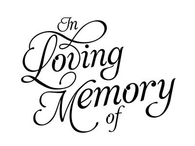 in loving memory by kat loveday dribbble dribbble