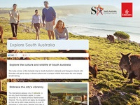 Explore South Australia with Emirates