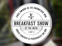 Breakfast Show of the Week