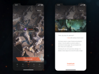 Anthem Companion App Concept - Map