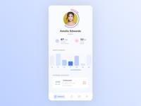 Gym app dashboard [concept]