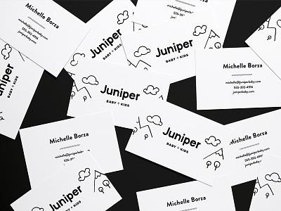 Business Cards children kids ecommerce retail fashion mockup business cards identity design brand identity logo
