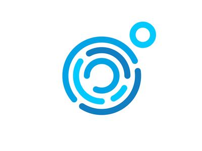 TruePic Mark security certify authentic fingerprint logo mark identity design brand identity logo