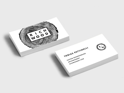 Richwood Business Cards