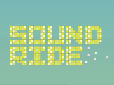 Sound Ride logo research sound game ios