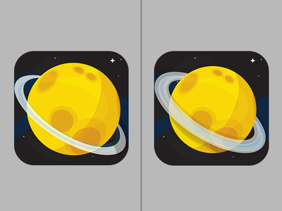 Left or right? wip icon ios game