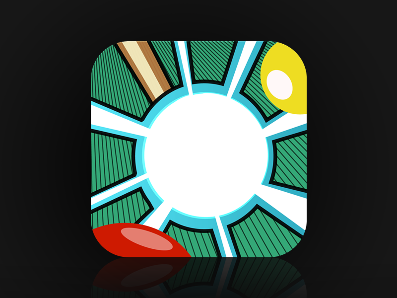 Carom  [wip] icon wip game ios