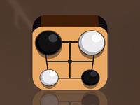 五目並べ Gomoku icon