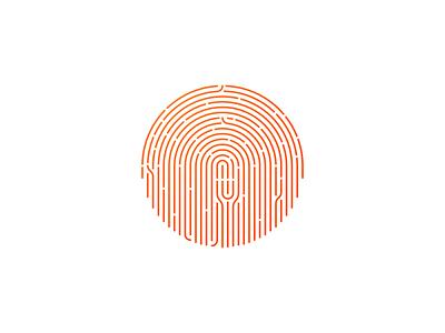 Fingerprint print finger id touch fingerprint