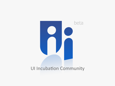 UI Incubation Community logo ui logo