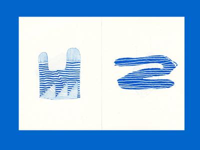 Ghosts waves Vol. 002 Zine
