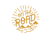 On The Road Logo