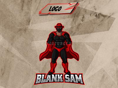 ASSASSIN LOGO ninja assassin mascot logo logo ideas logo maker logo designer logo design cartoon vector ui branding illustration mascot logo youtube channel design youtuber streamer