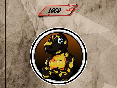 SNAKE LOGO logo maker logo ideas mascot logo animal snake cartoon logo design vector branding ui illustration mascot youtube channel design logo youtuber streamer
