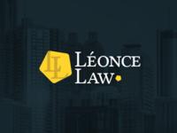 Leonce Law logo