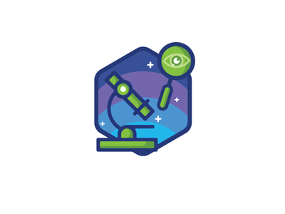 The icon for research summit at Asurion san francisco meetup ui icon swag