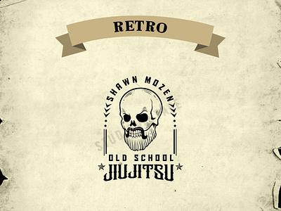 RETRO LOGO ux ui branding mascot logo designer custom logo retro logo retro style logo design graphic design vintage logo retro illustration logo design vintage vector