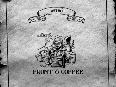 RETRO LOGO fast process affordable price custome logo customize logo digital art branding vintage logo logo illustration design vintage retro vector