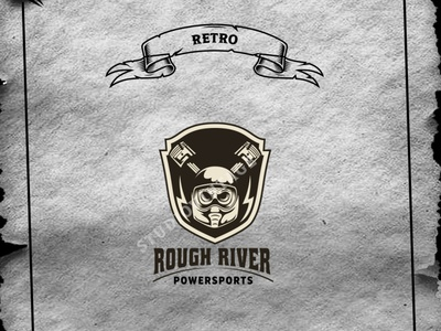 CUSTOME LOGO RETRO ux branding logo ui vintage logo retro illustration design vintage vector