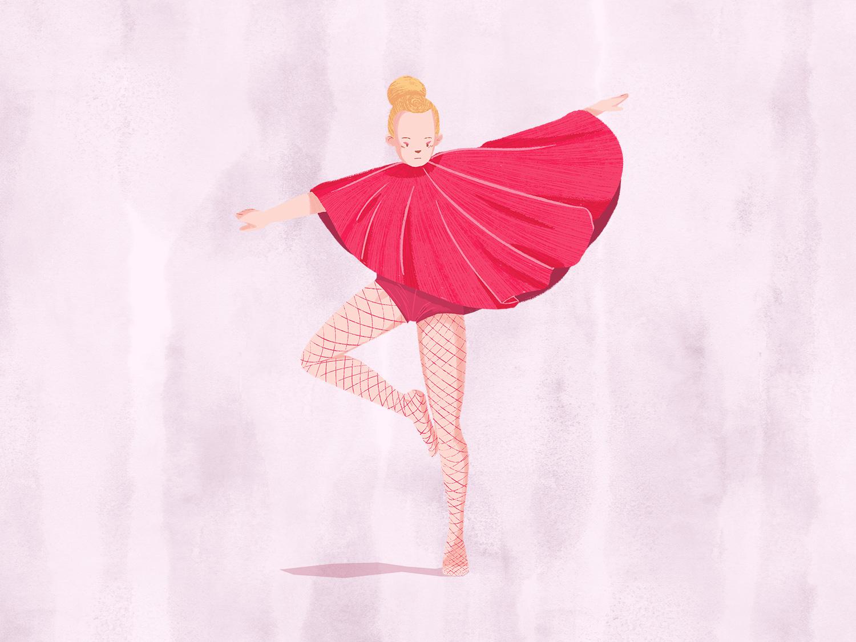 Dancer inspiration girls illustration dancers dancer