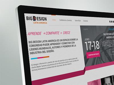 Big Design Latam ui ux