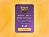 Game Payment UI denis nistratov item buy games ui game fantasy