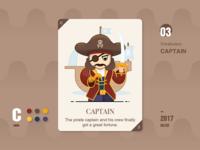 Captain illustration