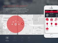 Revolv Home Page Interaction