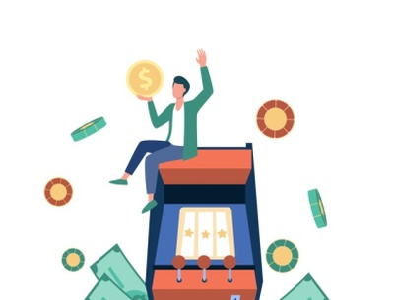 Best Mobile Casino minimal illustration gambling casino