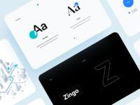Zingo Case Study animation logo product landing page graphics illustration branding mobile app ux ui