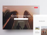 Travel web site