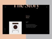 Dieter Rams Story