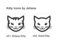 Kitty Icons