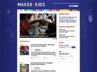 Maker Kids Homepage5