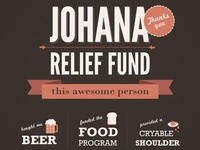 Relief Fund Shot