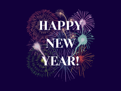 Happy New Year 2021! illustration new year 2021 new years eve bye 2020 happy new year