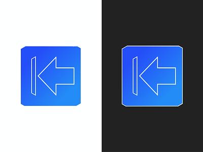 Klick App Logo Design app icon app logo logo design logodesign logo digital art digitalart procreate