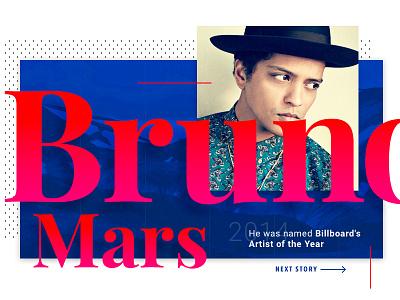 Bruno Mars History celebrities celebrity history blue red widget music mars bruno