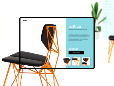 Product Slider - Lattica
