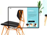 Product Slider - Lattica
