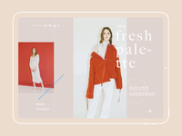Fashion Slider animation 📹