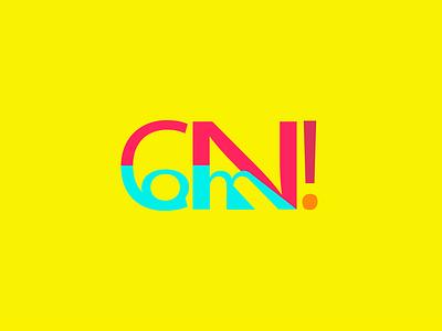 ComINC typography illustrator graphic design art vector minimal logo illustration icon design