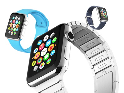 Apple Watch 3D models for Adobe After Effects presentation promotion 3d models animation aftereffects element3d 3d watch apple