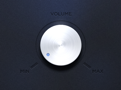 dark dial ui ui dial user interface free throw fun volume dark ui