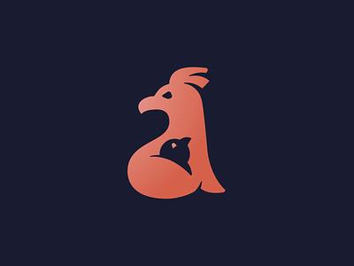 Family Law Firm Logo bird logo bird legal law logo