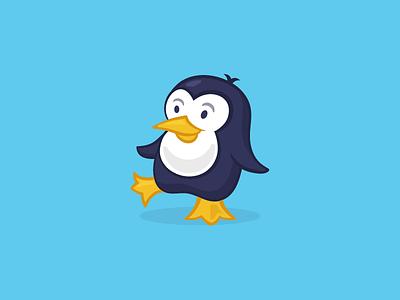 Joia Logo penguin logo