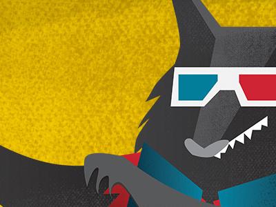 3D Warewolf