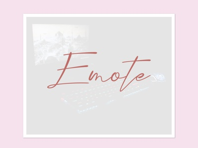EMOTE 2d girl emotes twitch streamer