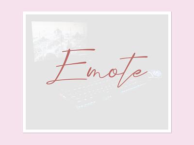 EMOTE girl emotes illustration 2d twitch streamer