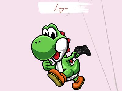 CUSTOM LOGO KIDS graphic design illustration logo 2d